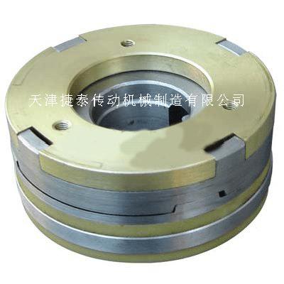 DLY2 系列定位牙嵌式电磁离合器