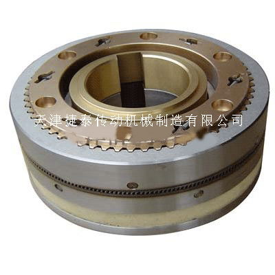 DLY5 系列牙嵌式电磁离合器